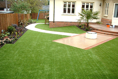Artificial grass falkirk